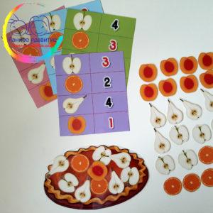 математическая игра для дошкольников 6 7